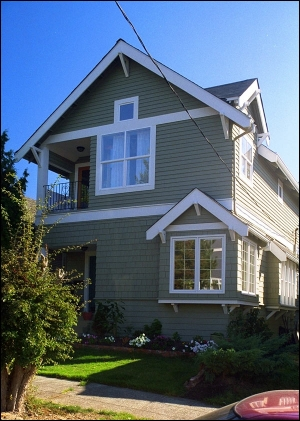 Queen Anne - Second Story